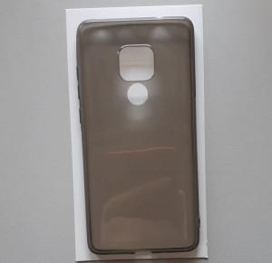 "TPU maska 0.3mm ultra tanka za Huawei Mate 20 2018 (6.53"") providna SMOKE"