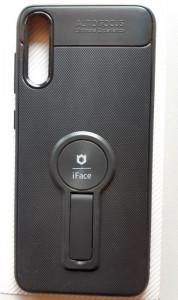 """TPU maska iFACE za Samsung SM-A505F, Galaxy A50 20191 A30S 2019, A50S 2019 (6.4"""") crna"""