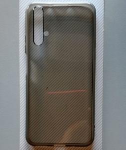 "TPU maska 0.3mm ultra tanka za Huawei Huawei Nova 5T, Honor 20 2019 (6.26""), smoke"