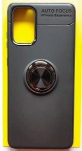 "TPU Magnet RING maska za Samsung Galaxy S20 Plus 2020 (6.7"") crna"