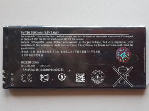 Baterija BV-T3G za Nokia Lumia 650, Microsoft Lumia 650