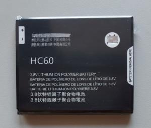 Baterija HC60 za Motorola Moto C Plus, XT1723, XT1724, XT1725