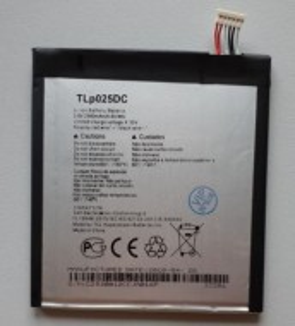 Baterija TLp025DC za Alcatel OT-8050D, One Touch Pixi 4 7.0, One Touch Pixi 4 6.0