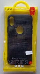 "maska BREATH za PHONE X 5.8"" black"