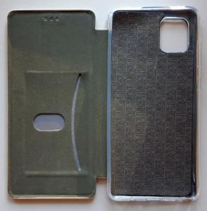 """Preklopna futrola LEATHER za Samsung SM-N770F, Galaxy Note 10 Lite 2020, A81 (6.7"""") više boja"""