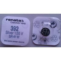 Renata 392 Silver Oxide battery SR41W