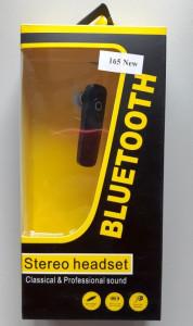 Slušalice Bluetooth HF 165 NEW