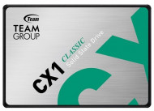 "SSD 2.5"" SATA3 480GB TeamGroup CX1 T253X5480G0C101 7mm 530/470 MB/s"