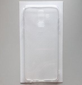 TPU 0,3mm maska ultra tanka za Samsung Galaxy SM-J810F, Galaxy J8 2018, providna
