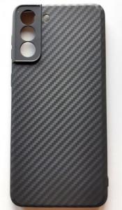 """TPU maska Carbon 0.3mm za SAMSUNG SM-G996F, Galaxy S21 Plus 2021 (6.7"""") crna"""