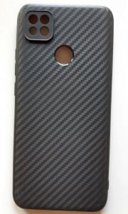 "TPU maska Carbon za Xiaomi Redmi 9C 2020 (6.53"") crna"