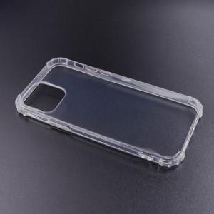 "TPU maska CLEAR STRONG za iPhone 12 2020, iPhone 12 Pro 2020 (6.1"") providna"
