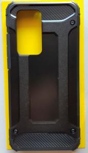 """TPU maska DEFENDER za Huawei P40 Pro 2020 (6.58"""") crna"""