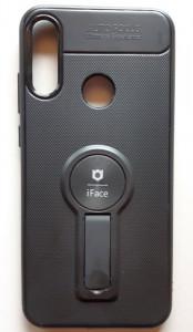 """TPU maska iFACE za Huawei Y6 2019, Honor 8A , Y6 Prime (6.09""""), crna"""