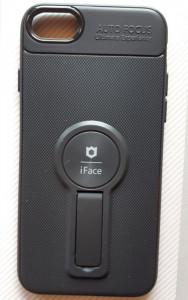 """TPU maska iFACE za iPhone 7, iPhone 8 (4.7"""") crna"""