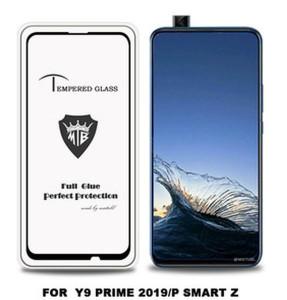 """Zaštitno, kaljeno staklo 5D Full Glue za Huawei P Smart Z 2019, Y9 Prime 2019 (6.59"""") zakrivljeno"""