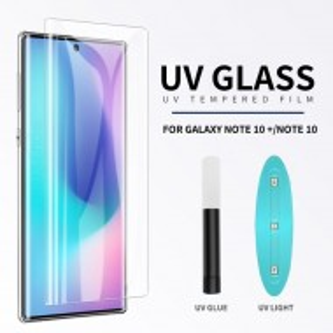"Zaštitno staklo 5D FULL GLUE UV za Samsung SM-N970F, Galaxy Note 10 2019 (6.3""), zakrivljeno"