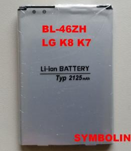 Baterija BL-46ZH za LG K7, X210, LG K8, K350N
