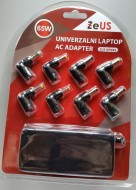 Adapter univerzalni za laptop ZEUS 60W