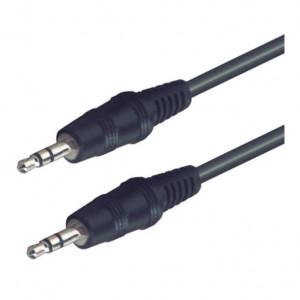 Audio kabl produžni 3,5mm muški na 3,5mm muški A51-5 - dužina 5 m