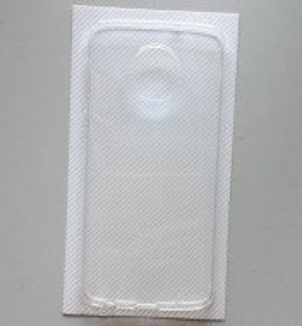 "TPU 0,3mm maska ultra tanka za Motorola Moto G6 plus (5.9"") 2018, providna"