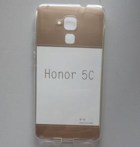"""TPU maska 0,3mm za Huawei Honor 5C, Honor 7 Lite (5.2""""), providna"""
