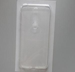 "TPU 0.3mm ultra tanka maska za Nokia 7.1 2018 (5.84"") providna"