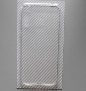 "TPU ultra tanka maska 0,3MM za Huawei Y7 Prime, Y7 Pro 2019, Enjoy 9 (6.26""), providna"