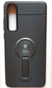"""TPU maska iFace za Huawei P30 2019 (6.10"""") crna"""