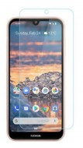 "Zaštitno, kaljeno staklo 5D Full Glue  za Nokia 4.2 2019 (5.71"") crni rub"