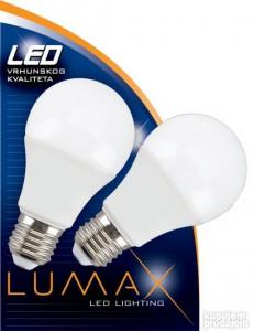 Led sijalica Lumax LUME27 13W 1280lm 220VAC
