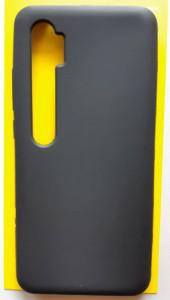 "TPU maska PUDDING za Xiaomi Mi Note 10 2019, Mi Note 10 PRO (6.47"") CRNA"
