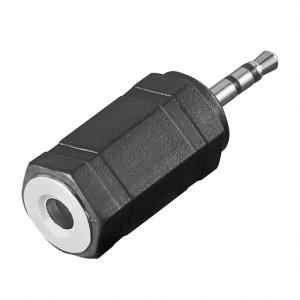 Audio adapter 2,5mm muški na 3,5mm stereo utičnica AC5