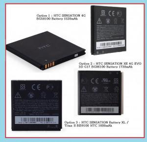Baterija 35H00150 za HTC Sensation, Sensation XL, EVO 3D