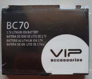 Baterija BC70 za Motorola E6, E6E, Z8, Z9, Z10, A3300, A1800, V750