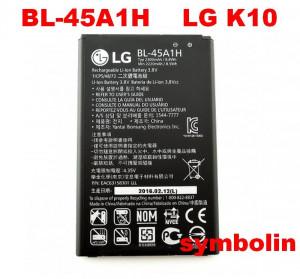 Baterija BL-45A1H, LG K10, LG K420N, LG K410, LG K430N