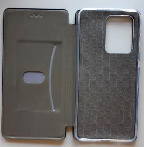 "Preklopna futrola Leather za Samsung SM-G988, Galaxy S20 Ultra 2020 (6.9"") crna"