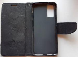 "Preklopna futrola Mercury za Samsung SM-G980, Galaxy S20 2020 (6.2"") crna"