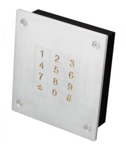 Samostalna, ANTIVANDAL, vodootporna kontrola pristupa šifrom YLI YK-1468