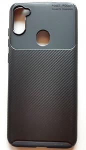 "TPU 0.3mm CARBON maska za Samsung SM-A115F, Galaxy A11 2020 (6.4"") SMOKE"