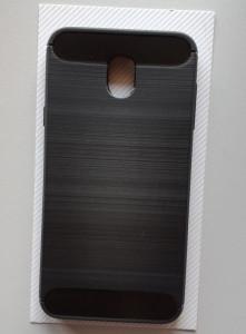 TPU BRUSHED maska za Samsung Galaxy SM-J737F, Galaxy J7 2018, crna