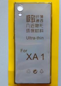 """TPU maska 0.3mm ultra tanka za XPERIA XA1 2017 (5.0"""") smoke"""