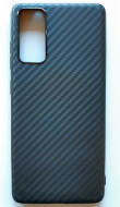 "TPU maska Carbon 0.3mm za SM-G780F, Galaxy S20 FE 2020 (6.5"") crna"