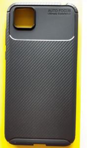 """TPU maska CARBON za Huawei Y5p 2020, Honor 9S 2020 (5.45"""") crna"""