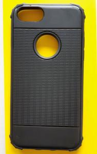"TPU maska IRON za iPhone 7, iPhone 8 (4.7"") crna"