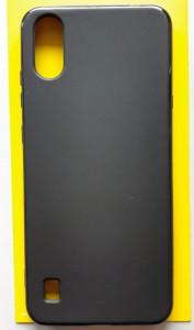 "TPU maska Pudding za ZTE Blade A5 2020 (6.09"") crna"