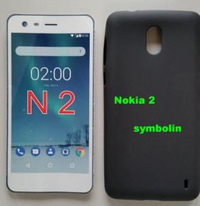 TPU maska za Nokia 2   crna