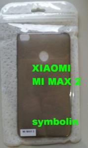 "TPU PUDDING maska za XIAOMI MI MAX 2 2017 (6.44""), siva"