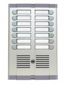 URMET audio interfon za 14 korisnika, interfon za 14 stanova