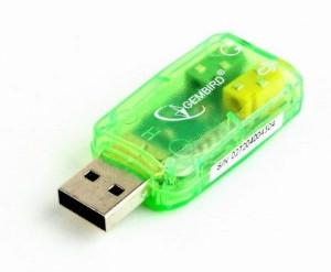 USB Zvučna kartica SOUND card GEMBIRD CMP-SOUNDUSB13